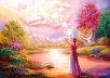 provide 45min of distance healing along with one tarot card reading with a question of your choice